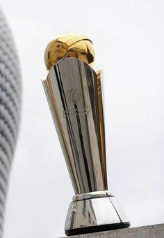 Champions trophy cup,Indian cricket team won it few days ago