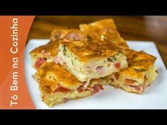 TORTA FÁCIL DE LIQÜIDIFICADOR - Receita de torta de liqüidificador (Episódio #49) - YouTube