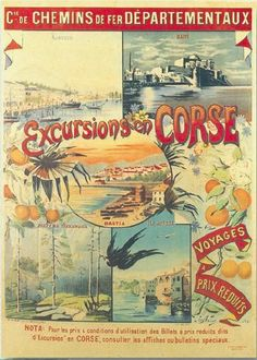 1000 images about corse on pinterest vintage travel posters air france an. Black Bedroom Furniture Sets. Home Design Ideas