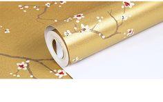 Chinese Stijl Klassieke Pruim Bloem Achtergrond Goud Zilver Woonkamer Slaapkamer Behang Wallpapers Woondecoratie muur wereld in Lieve vriend, van harte welkom om onze winkel, lees dit bericht alvorens te kopen. Dankzij!  1. als je e van wallpapers op AliExpress.com | Alibaba Groep