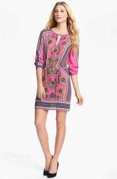 ede5ee95091 Creighton University Bluejays Alex Marie Kara Lace Dress  Dillards ...