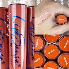 Independent Distributor, City That Never Sleeps, Color Street, Red Bull, Earthy, Collages, Mascara, Brooklyn, Tube