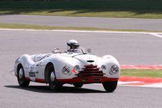 Cette SKODA Sport a participé aux 24-H-du-Mans en 1949 #SKODA