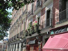 Calle de San Martín, Centro. Madrid by voces, via Flickr