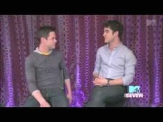 This is the best video ever other then the funny Chris Colfer moments. Still funny though!! <3