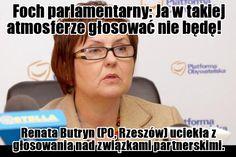 Renata Butryn (PO, Rzeszów) - http://wiemkogowybieram.blogspot.com/2012/10/renata-butryn.html