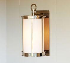 Outdoor Lighting Fixtures & Exterior Lighting | Pottery Barn