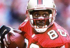 Jerry Rice, NFL