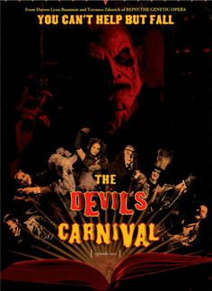 The Devil's Carnival 2 - The Librarian 10 Min Teaser