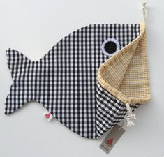 poisson (petite pochette de rangement)