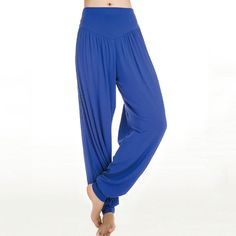 c19a802f50e00 2017 New Women casual harem pants high waist dance pants dance club wide  leg loose long bloomers trousers plus Aliexpress product