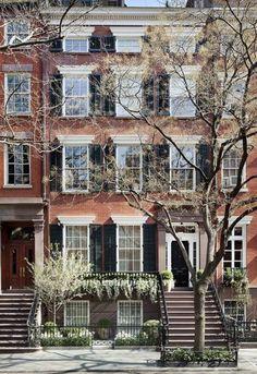 Greenwich Village Townhouse by Sawyer Berson