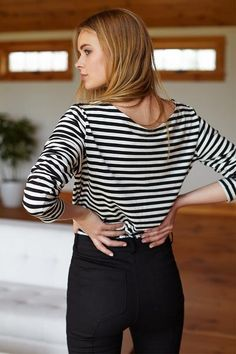 Emerson Stripe Shirt