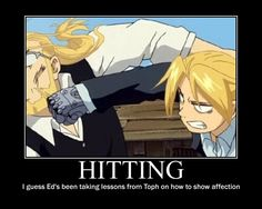 Fullmetal Alchemist with an Avatar reference :)