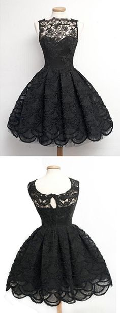 2016 homecoming dress,black homecoming dress,lace homecoming dress,vintage homecoming dress,1950s homecoming dress,cute homecoming dress,short prom dress
