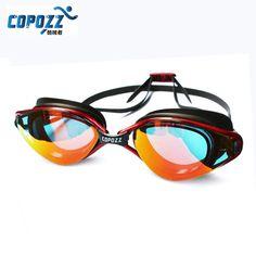 Swimming Goggles Adjustable men women Professional Anti-Fog/Breaking UV