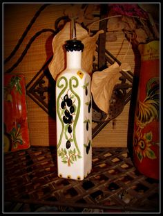 Olive Oil Decanter