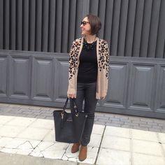 Pensaba que me iba a helar hoy pero ha sido todo un acierto estrenar mi chaqueta ganga de Sfera. Feliz tarde #ootd #lookcasual #lookoftheday #primania by ponteturopa