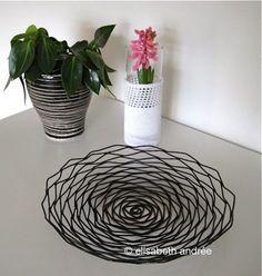 Vase Cover - from Elisabeth Andrée