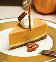 Creamy Pumpkin Dream Pie
