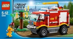 Lego Fire Trucks for sale online Lego City Garage, Lego City Fire Truck, Lego City Sets, Lego Sets, Fire Trucks For Sale, Lego Fire, Lego Builder, All Lego, Lego Photography