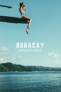 8 Instagram-worthy locations in #Boracay, The Philippines | Find your own world of vibrant colour and watery magic on the island of Boracay.