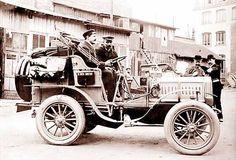 1907 De Dion Bouton