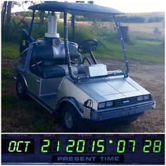Great Scott... It's Back To The Future Day! #backtothefuture #backtothefutureday (h/t to GolfWRX) I Rock Bottom Golf #rockbottomgolf