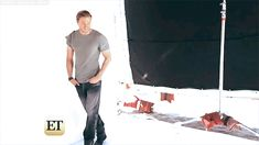 Charlie Hunnam // Men's Health photo shoot
