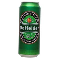 De Helder Beer - Tesco own brand - Found at Tesco Czech