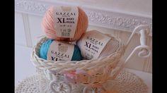 Gazzal XL Baby Wool : знакомая пряжа в новом исполнении