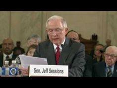 Sessions  Civil Rights for All Must Be Protected