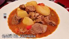RAGÚ DE TERNERA Pot Roast, Ethnic Recipes, Food, Youtube, Beef, Carne Asada, Roast Beef, Essen, Eten