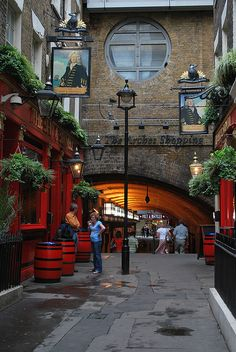 The Arches, Charring Cross, London