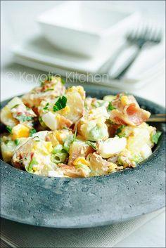Country Potato Salad YUM!