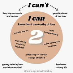 Learning Express, Enneagram Type 2, I Am Worthy, My Values, Helping Others, Meant To Be, Core, Let It Be, Tools