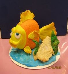 sculpted 3D cookie