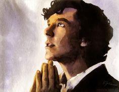 BBC Sherlock.