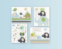 Nursery Art Decor Kids Print gender neutral by DesignByMaya
