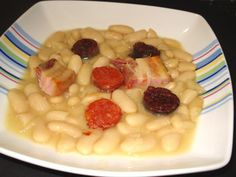 fabada asturiana con sofrito