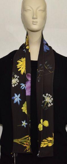 Art for sale, now in stock, organic cotton jersey. Bendigo native flora. #Sharon Greenaway
