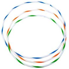 Hoola Hoops were/are such great fun and good exercise!