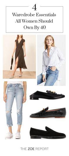 4b4e64c4fb835 4 Wardrobe Essentials All Women Should Own By 40