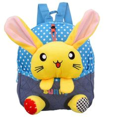 14fc4de1ae New cute cartoon kids plush backpack toys mini schoolbag Children s gifts  kindergarten boy girl baby student bags lovely Mochila