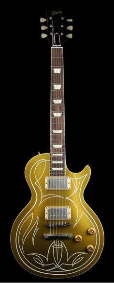 GIBSON Custom Shop Billy Gibbons Les Paul Goldtop VOS Electric Guitar | The Music Zoo