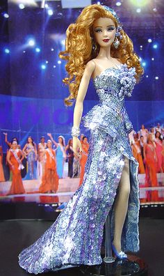 ๑ Miss Hollywood 2007'  ¿GENIAL, GENIAL...?