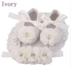 Item Type: First WalkersUpper Material: LaceFit: Fits true to size, take your normal sizeClosure Type: Lace-UpPattern Type: FloralGender: Baby Girl Size Princess Shoes, Baby Princess, Baby Girl Baptism, Baby Girl Newborn, Baby Girl Shoes, Girls Shoes, Imperial Crown, Toddler Headbands, Baby Moccasins