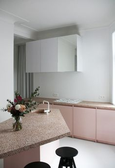 Powder Pink Kitchen Ideas on pink walls ideas, pink kitchen appliances, pink kitchen accessories, pink landscaping ideas, pink black ideas, pink shabby chic kitchen decor, pink ceiling ideas, pink design ideas, pink home ideas, pink breakfast ideas, pink painted furniture ideas, pink country kitchen, pink retro kitchen, pink living room decor ideas, pink and white kitchen, pink loveseat ideas, pink bed ideas, pink and green kitchen, pink and black kitchen, pink clothes ideas,