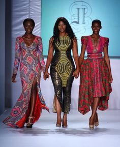 right hand side omg!-bd Highlights from Lagos Fashion and Design Week, via cut from a different cloth
