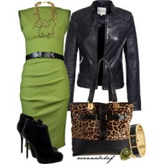 Girls Night Out by wannabchef on Polyvore